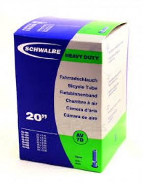 Schwalbe AV7D Downhill Schrader Bike Inner Tube-900x900