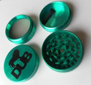 dub grinder green
